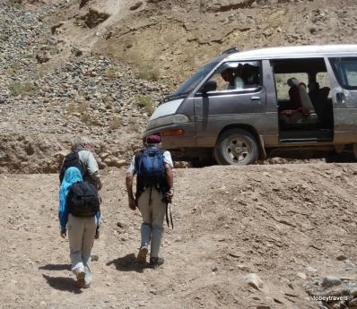 Shar-i Zohak, Bamiyan